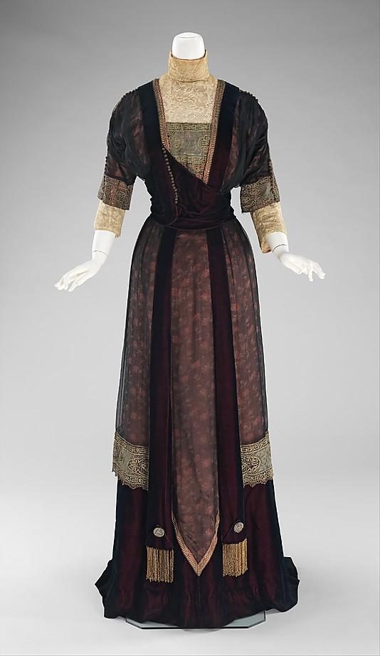 [Projet] Robe de soirée 1900-1914 Tumblr15