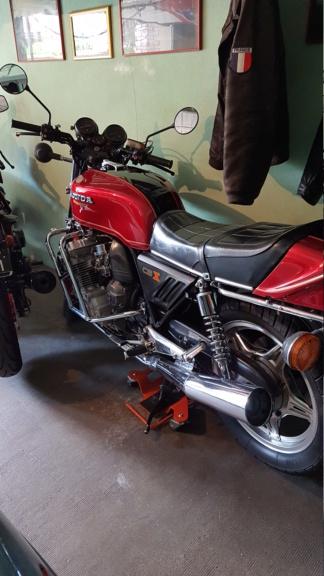 les motos d'un pote  Michel13