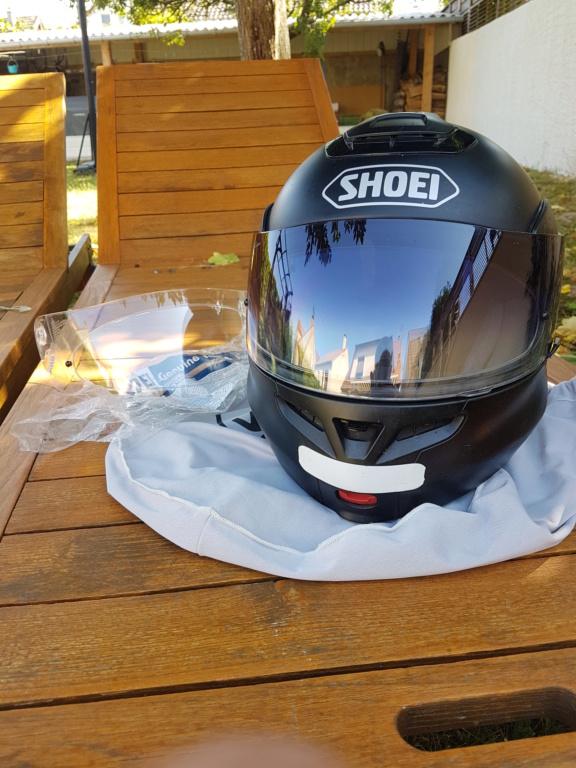 VEND Divers accessoires Shoei_10
