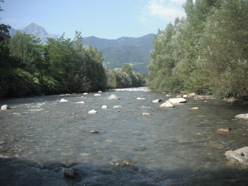 Pêche de l'ombre en Savoie. Dscf4313