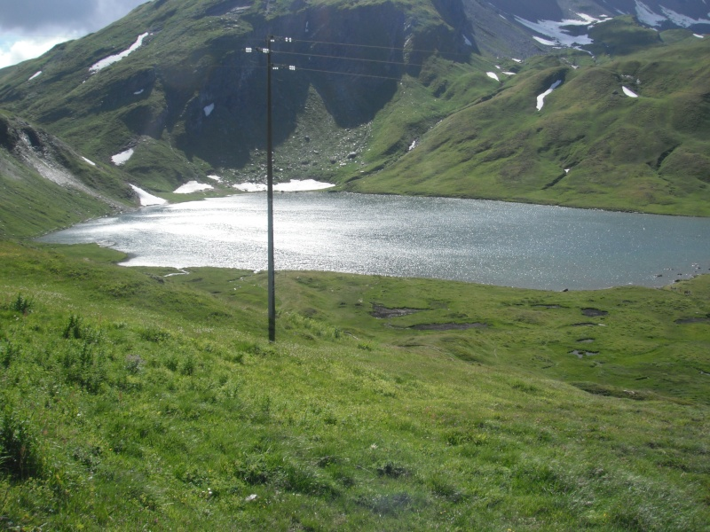 Pêche de l'ombre en Savoie. Dscf4516