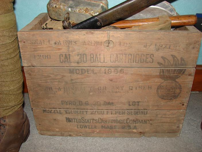 Cartouches US17 / 1903 244a3r10