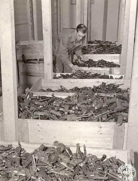 Pistolet d'essai Browning, successur du Para D72bfd10