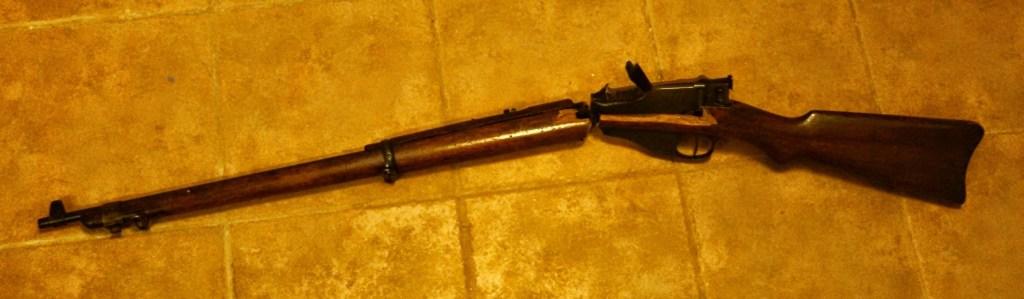 "Winchester-Lee 1895 ""Lee Navy"" Kaboom10"