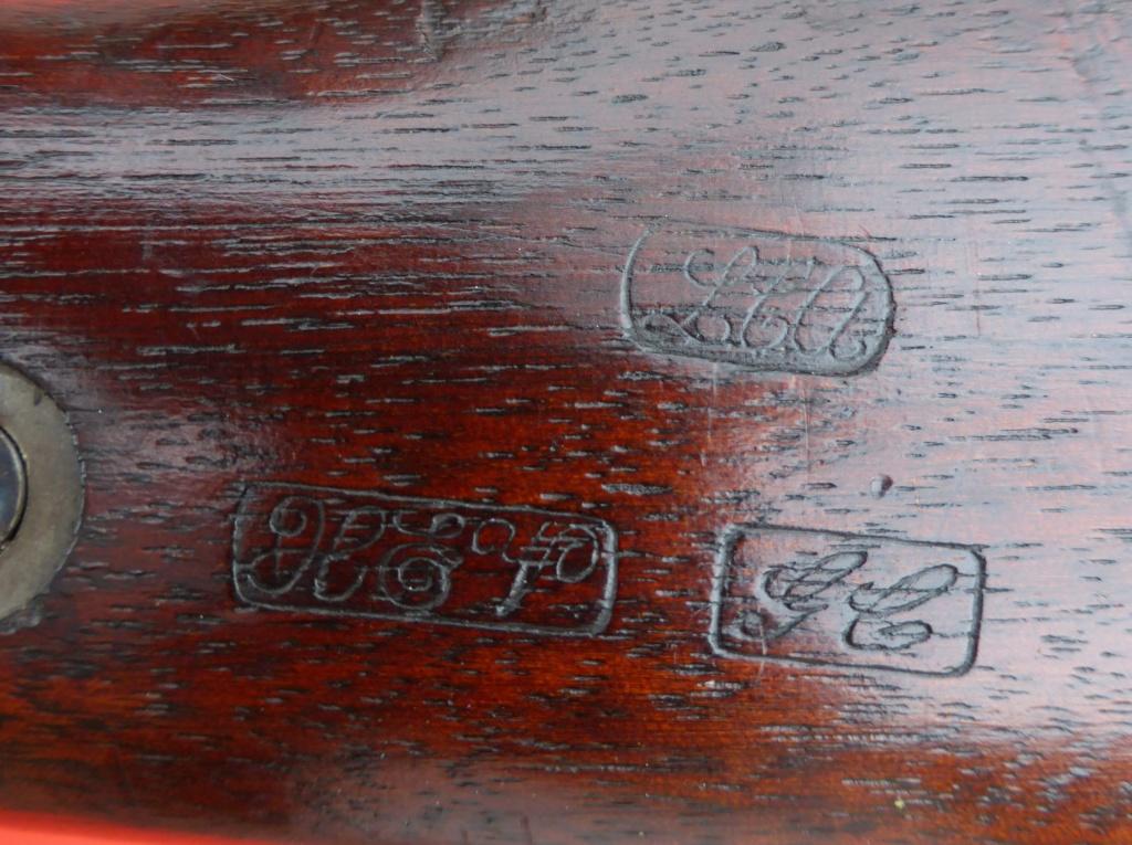 Le SPENCER Rifle Mod 1865 P1070722