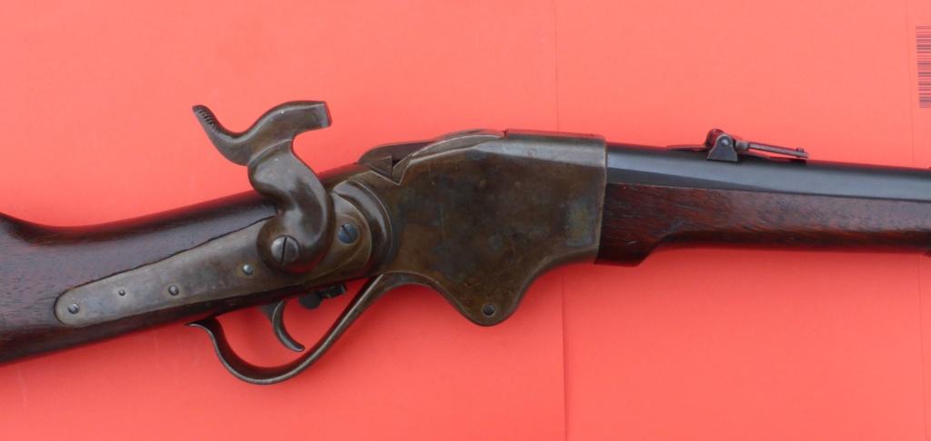 Le SPENCER Rifle Mod 1865 P1070726