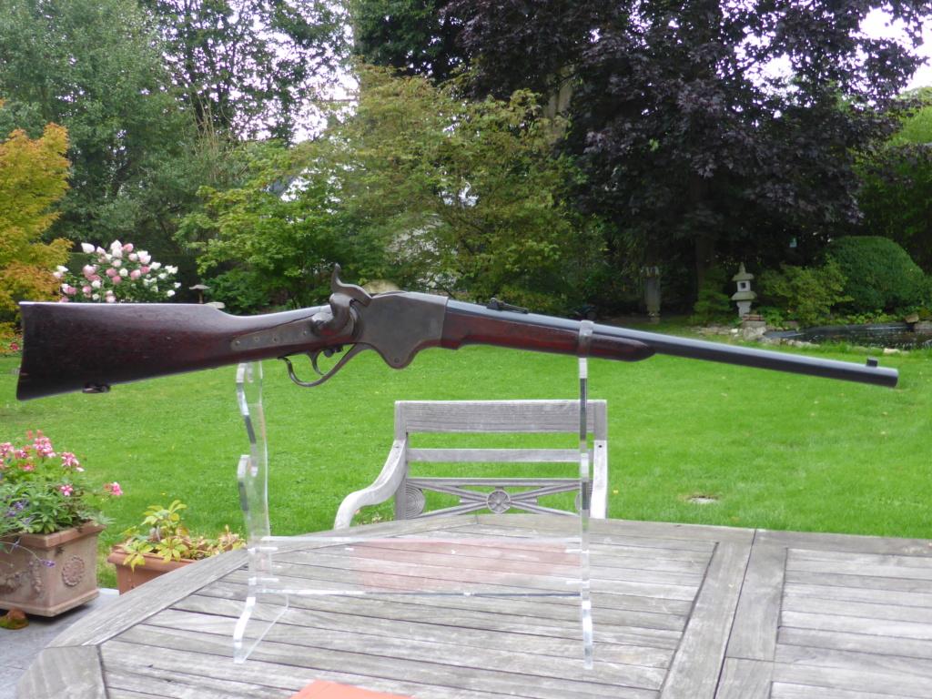 Le SPENCER Rifle Mod 1865 P1070730