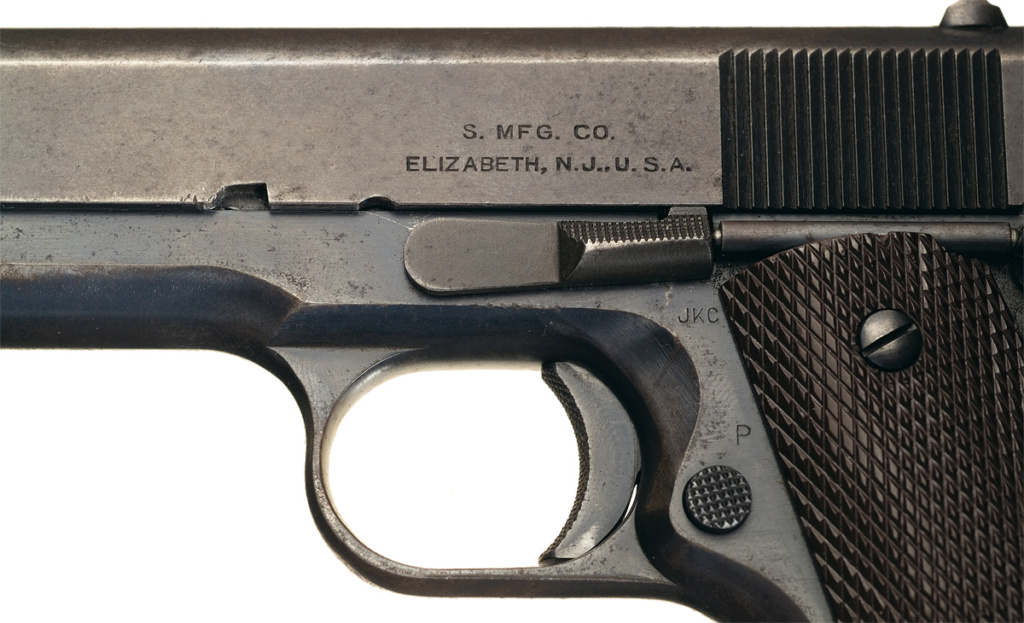 UNION SWITCH & SIGNAL 1911A1 Singer13