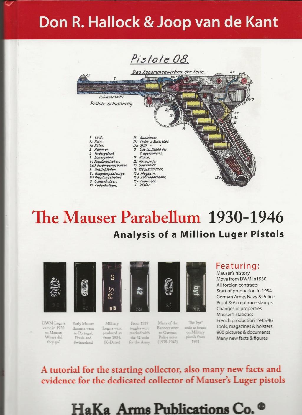 Réflexions sur la production de pistolets Luger P 08, par Mauser, en 1945-1946. - Page 6 The_ma10