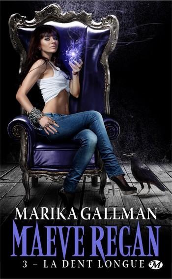 Maeve Regan - Tome 3 : La Dent Longue  de Marika Gallman 38585610