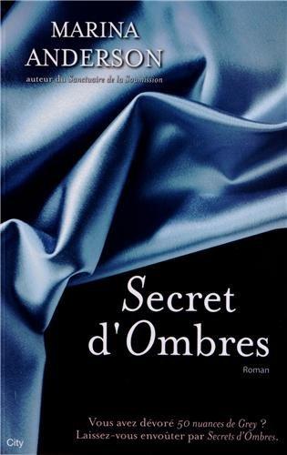 Secrets d'Ombres de Marina Anderson 41tgfa10