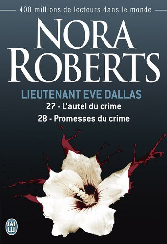 Tome 28 : Promesses du crime - Nora Roberts 51d5gh10