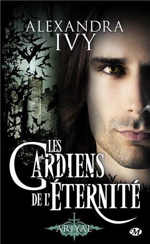 Les gardiens de l'éternité - Tome 8 : Ariyal d'Alexandra Ivy 51fvul10