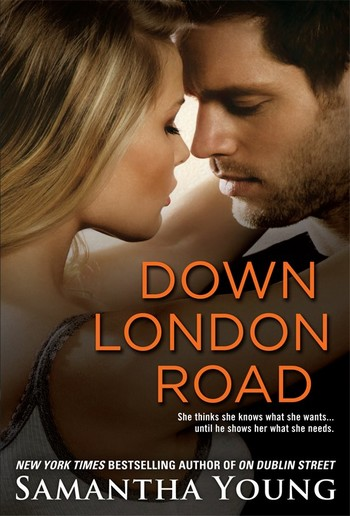 Dublin Street - Tome 2 : London Road de Samantha Young 60156010