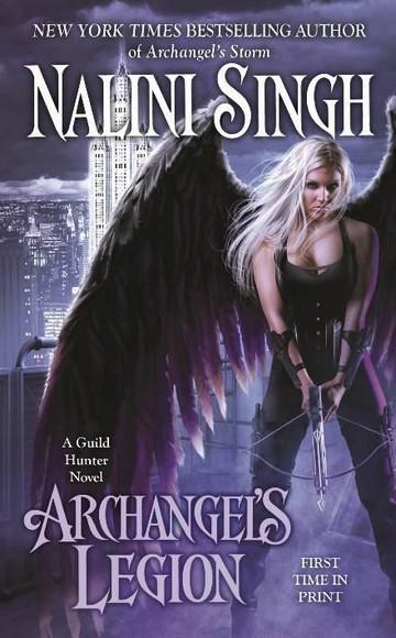 Chasseuse de Vampires - Tome 6 : La Légion de l'Archange de Nalini Singh 64243_10