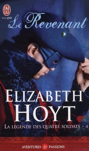 hoyt - La légende des quatre soldats - Tome 4 : Le revenant de Elizabeth Hoyt 97822915