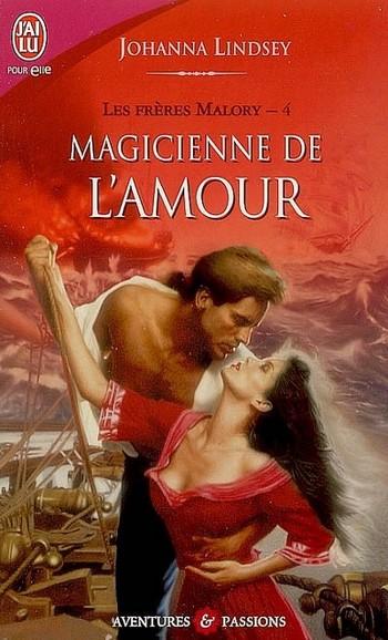 Les frères Malory - Tome 4 : Magicienne de l'amour de Johanna Lindsey 97822935