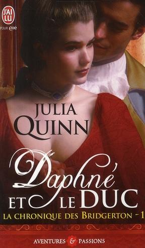 La chronique des Bridgerton - Tome 1 : Daphné et le duc de Julia Quinn Daphna10
