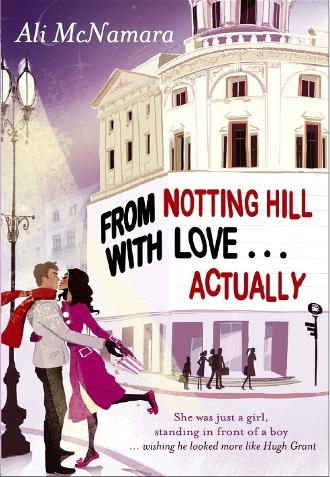 notting - Actually - Tome 1 : Notting Hill with love ... Actually de Ali McNamara From-n10
