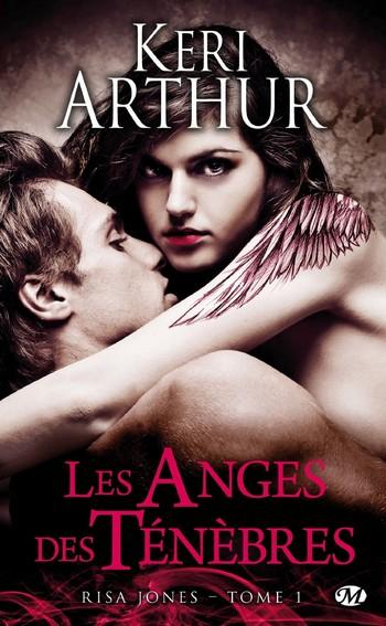 Risa Jone - Tome 1 : Les anges des ténèbres de Keri Arthur Keri10