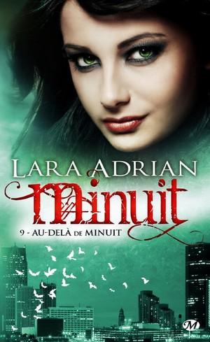 Minuit - Tome 9 : Au-delà de minuit de Lara Adrian Minuit11