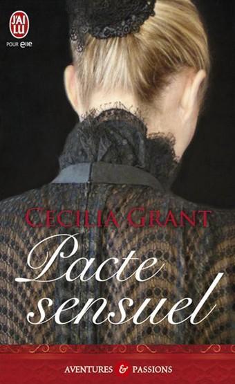 La Famille Blackshear - Tome 1 : Pacte Sensuel de Cecilia Grant Pacte10
