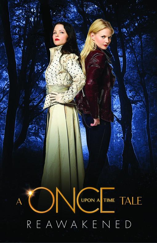 Once Upon a Time (Le roman de la série TV) - Collectif Reawak10