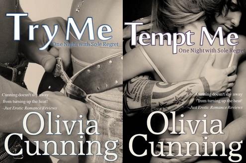 Une nuit avec les Sole Regret - Tome 1 & 2 : Approche-moi et Séduis-moi de Olivia Cunning Regret10