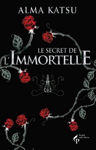 Immortelle - Tome 1 : Le Secret de l'Immortelle de Alma Katsu Sans_t13