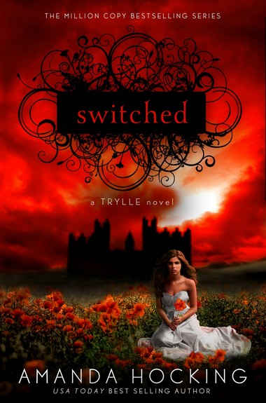Trylle - Tome 1 : Échangée de Amanda Hocking  Switch10