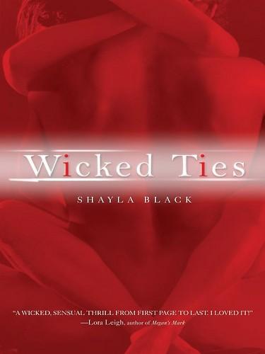 Voluptés - Tome 1 : Initiée de Shayla Black Wicked10