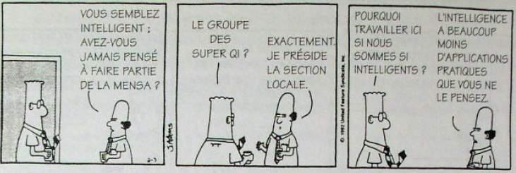 """Les Z qui prennent les non-Z pour des """"inférieurs"""" voire des c***. - Page 2 Mensa11"""
