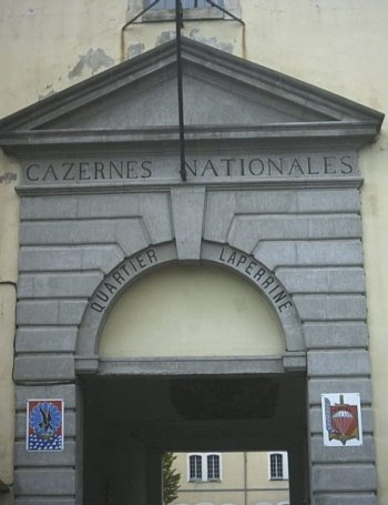 La caserne Laperrine. 20090710