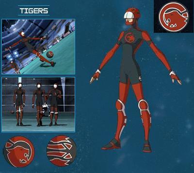 Les Tigres rouges 18641710