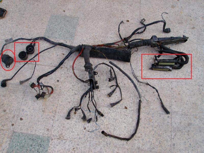 [BMW 316 i E36] Câbles d'alimentation d'actuateur de ralenti Copie_10