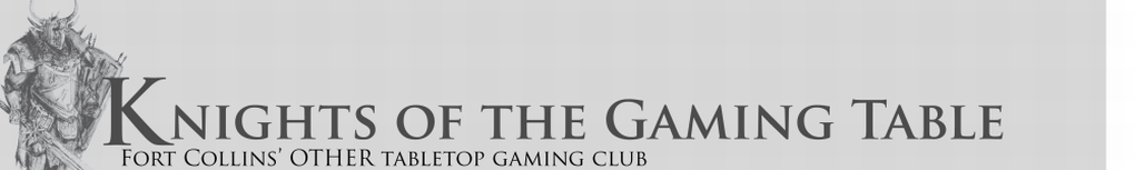 Knights of the Gaming Table