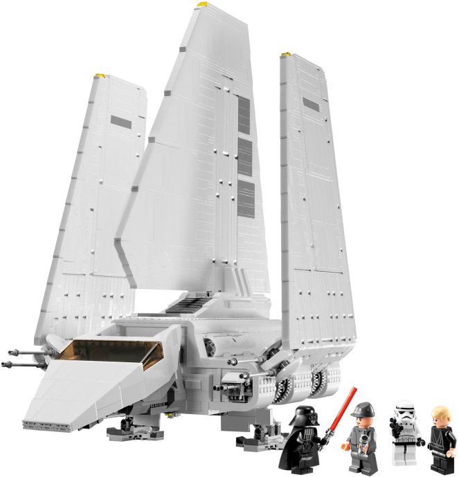 Collection n°112 : dgconsulting Lego SW 10212-10