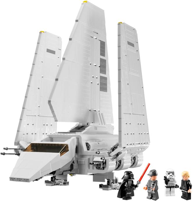 Lego - 10212 - UCS Navette Impérial 10212-10