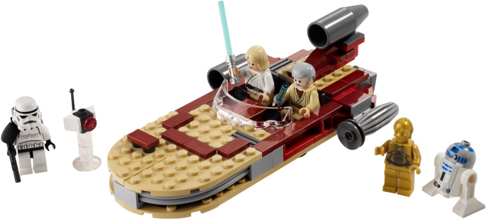 Collection n°112 : dgconsulting Lego SW 8092-110