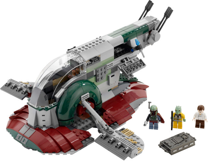 Collection n°112 : dgconsulting Lego SW 8097-110