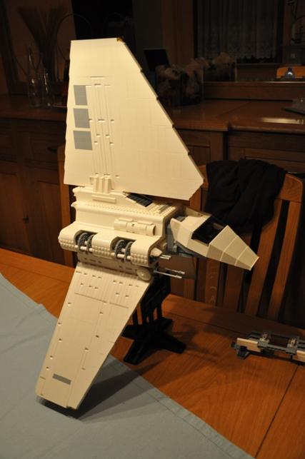 Lego - 10212 - UCS Navette Impérial Dsc_0211