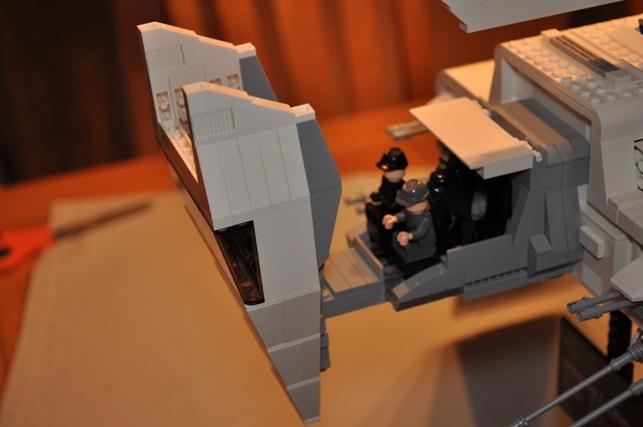 Lego - 10212 - UCS Navette Impérial Dsc_0213