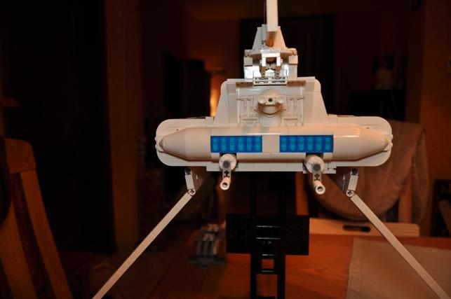Lego - 10212 - UCS Navette Impérial Dsc_0217