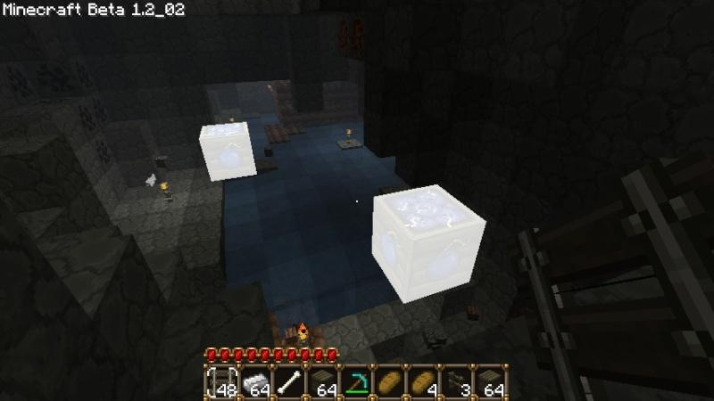Glitch on server 2011-012