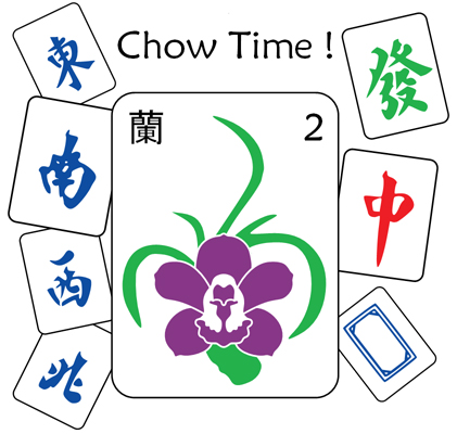Chow Time ! Orchid10