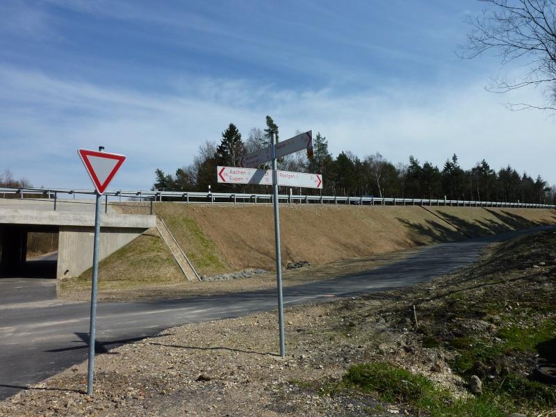 Vennbahn Part 02 Belgique RAVeL L048 Raeren- Roetgen - Itinéraire n°9 P1020110