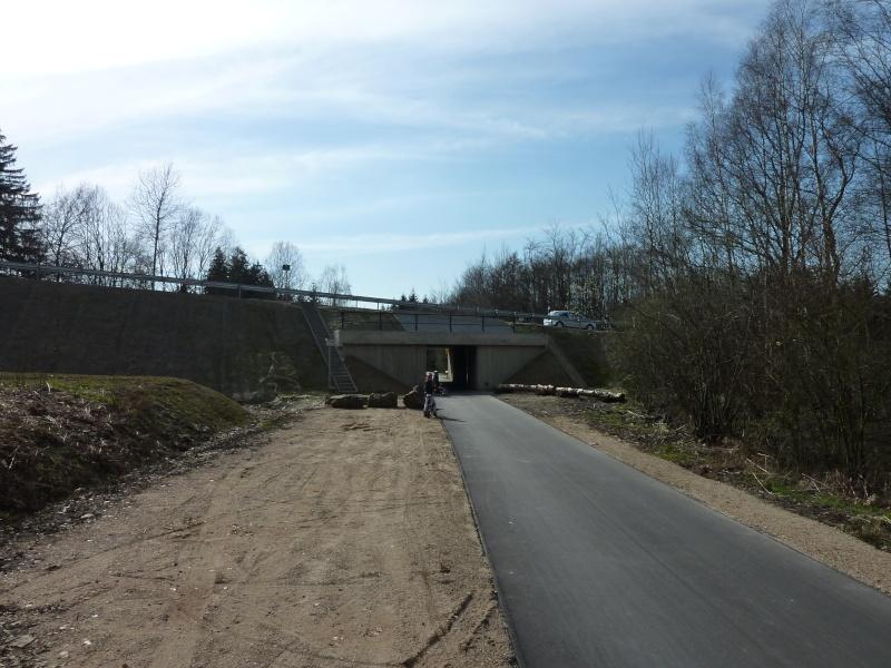 Vennbahn Part 02 Belgique RAVeL L048 Raeren- Roetgen - Itinéraire n°9 P1020112