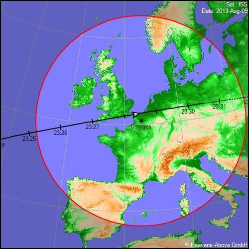 2013: le 09/08 à 23h environ - Boules lumineuses - dourges - Pas-de-Calais (dép.62) Passgt10