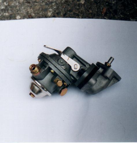 M180. Ремкомплекты для насоса и карбюратора. Fuelpu10