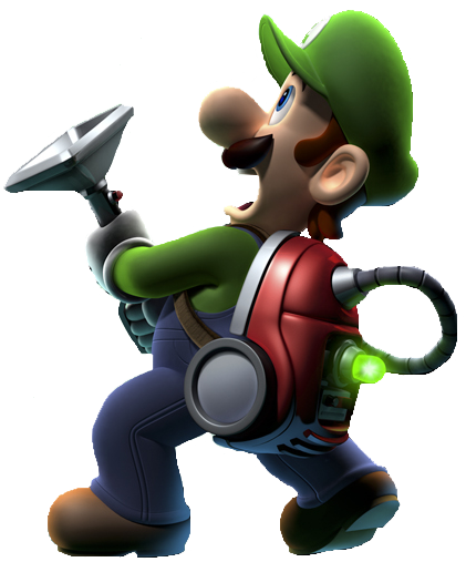 Top 5 Favorite Video Game Characters - Page 3 Luigi_10